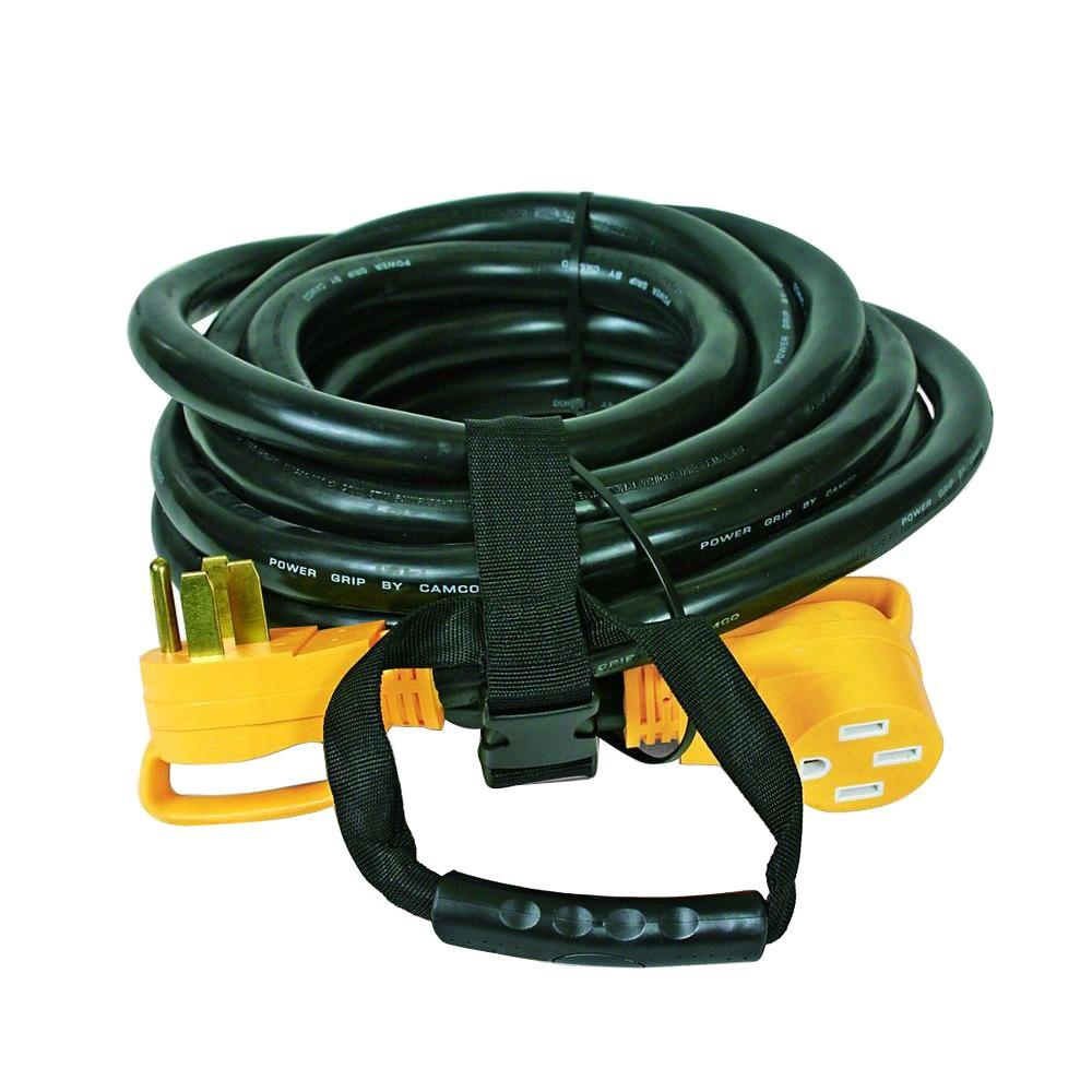 Camco RVG 30 ft. Extension Cord with Handle