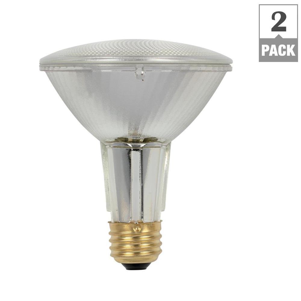 Par Ceiling Bulb Kitchen White
