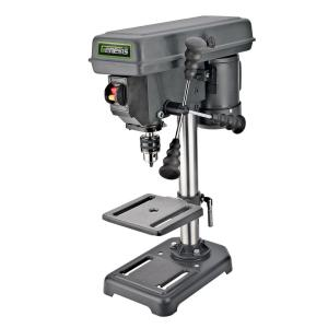 Click here to buy Genesis 8 inch 5-Speed Benchtop Drill Press by Genesis.