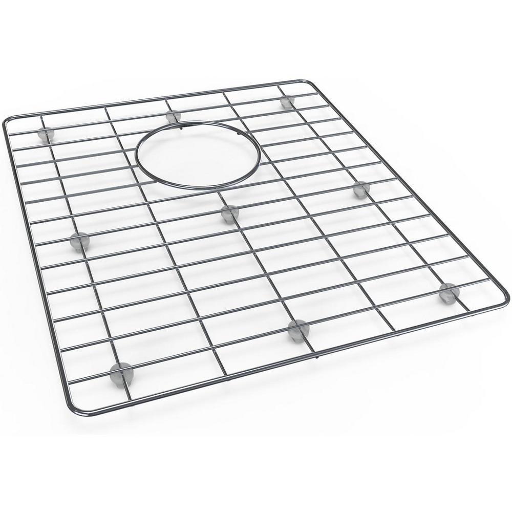 Crosstown Kitchen Sink Bottom Grid - Fits Bowl Size 14 in. x 16 in.