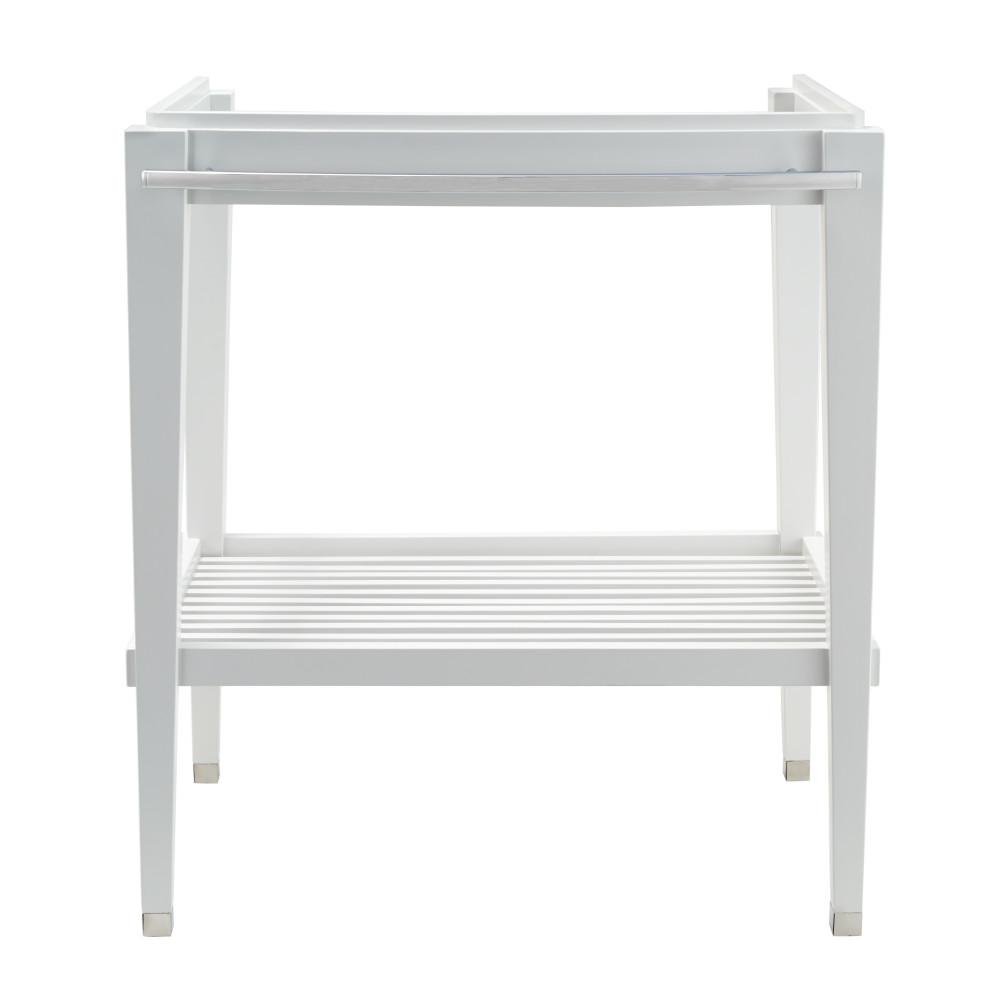American Standard Townsend Washstand 30 in. Bath Vanity Washstand Only in White