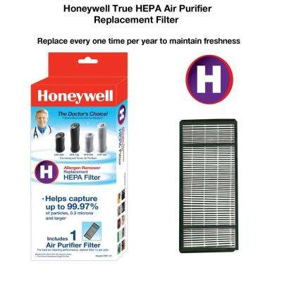 True HEPA Replacement Filter H