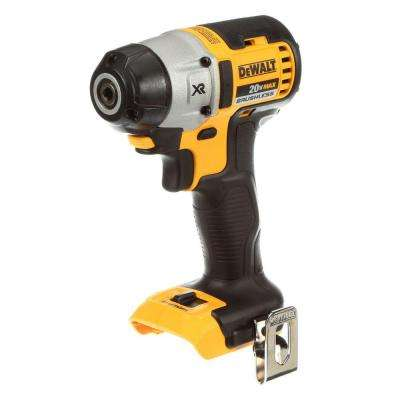 20-Volt Max 1/4 in. Brushless 3-Speed Impact Driver (Tool-Only)