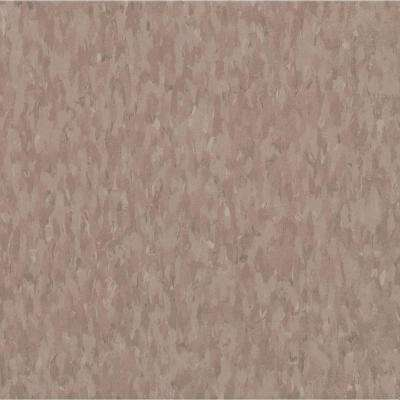 Take Home Sample - Imperial Texture VCT Rose Hip Commercial Vinyl Tile - 6 in. x 6 in.