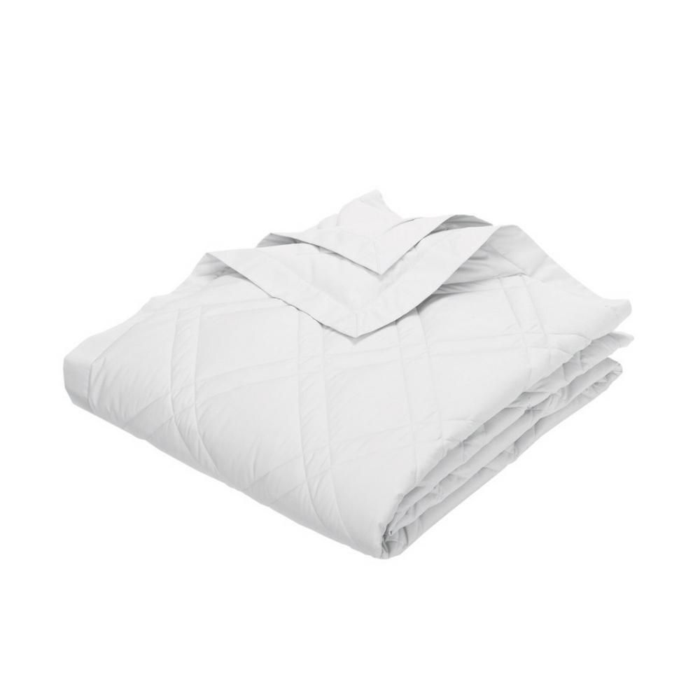 PrimaLoft Deluxe White Down Alternative Twin Classic Blanket
