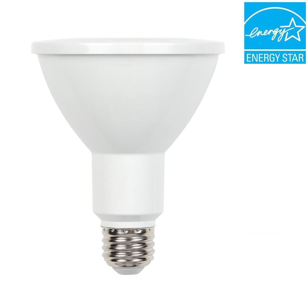 westinghouse 75 watt equivalent daylight par30 dimmable led flood light bulb 6 pack 5003020. Black Bedroom Furniture Sets. Home Design Ideas