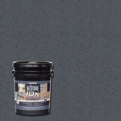 4 gal. 10X Advanced Carbon Deck and Concrete Resurfacer