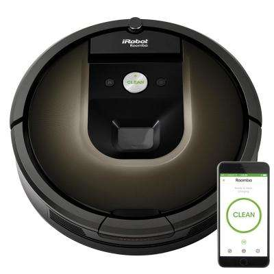 Roomba 980 Wi-Fi Connected Robot Vacuum