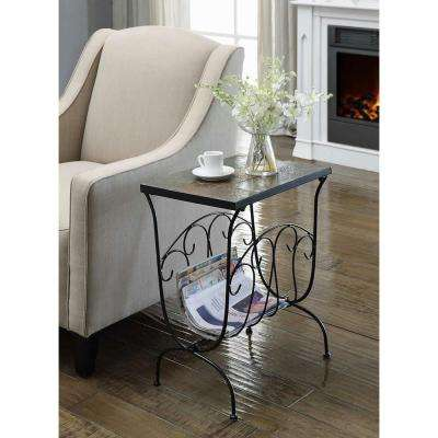 Phenomenal Slate Magazine End Table Alphanode Cool Chair Designs And Ideas Alphanodeonline