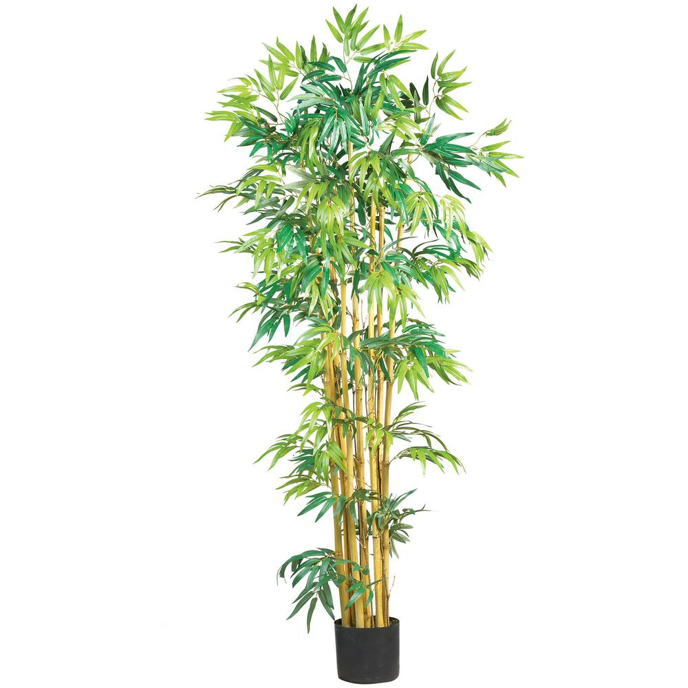 Artificial plants flowers home accents the home depot for Artificial trees for decoration