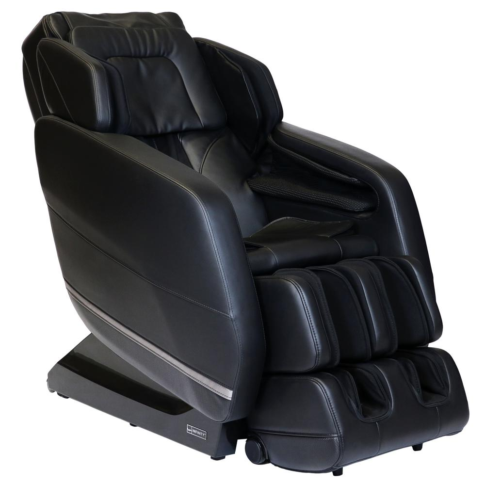Infinity Black Massage Chair Product Image