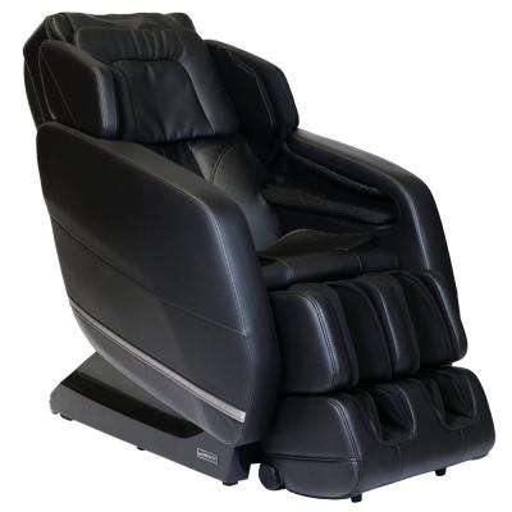 Evoke Black Massage Chair