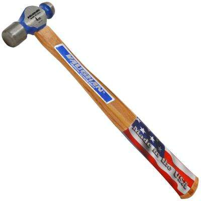 4 oz. Steel Ball Pein Hammer with 10 in. Hickory Handle