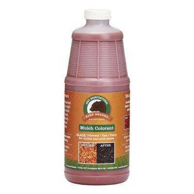 1 Qt. Red Mulch Colorant Concentrate