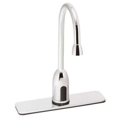 SensorFlo Battery-Powered Sensor Faucet in Polished Chrome