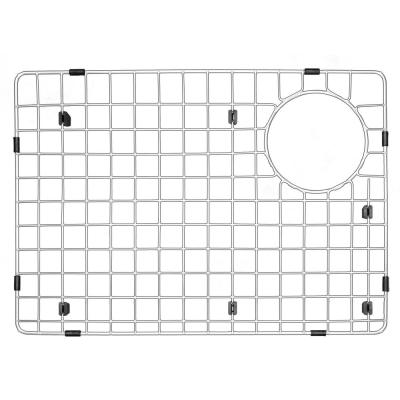18-1/4 in. x 13 in. Stainless Steel Bottom Grid