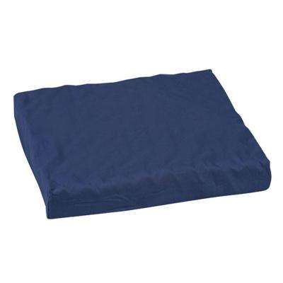Convoluted Polyfoam Wheelchair Cushion in Navy