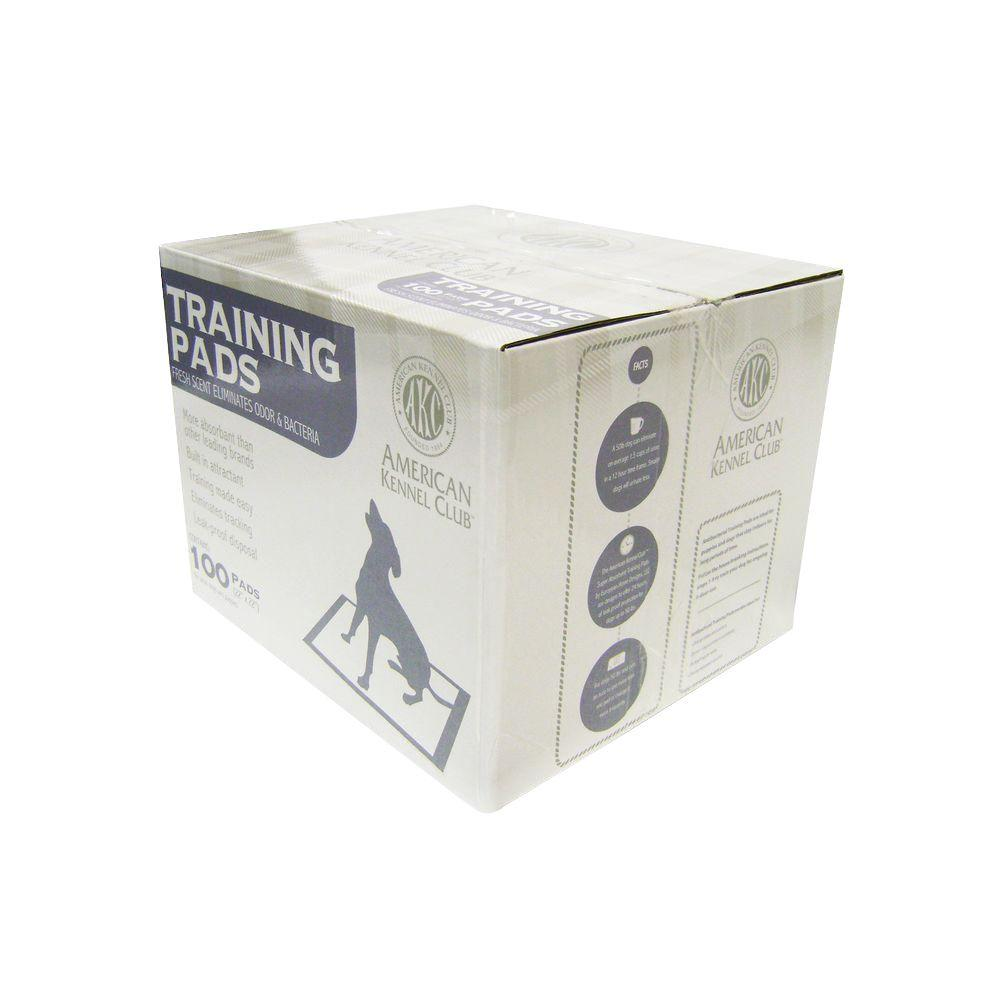 22 in. x 22 in. Pet Training Pad Box (100-Count)