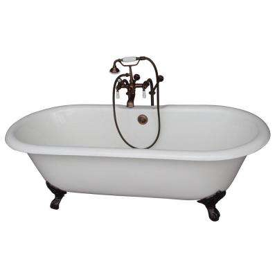 Barclay Products - Freestanding Bathtubs - Bathtubs - The Home Depot