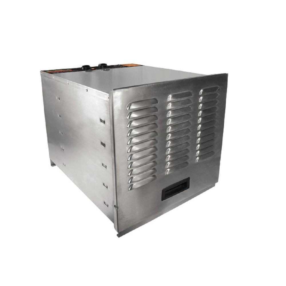 Pro 1000 Stainless Steel 10-Tray Food Dehydrator