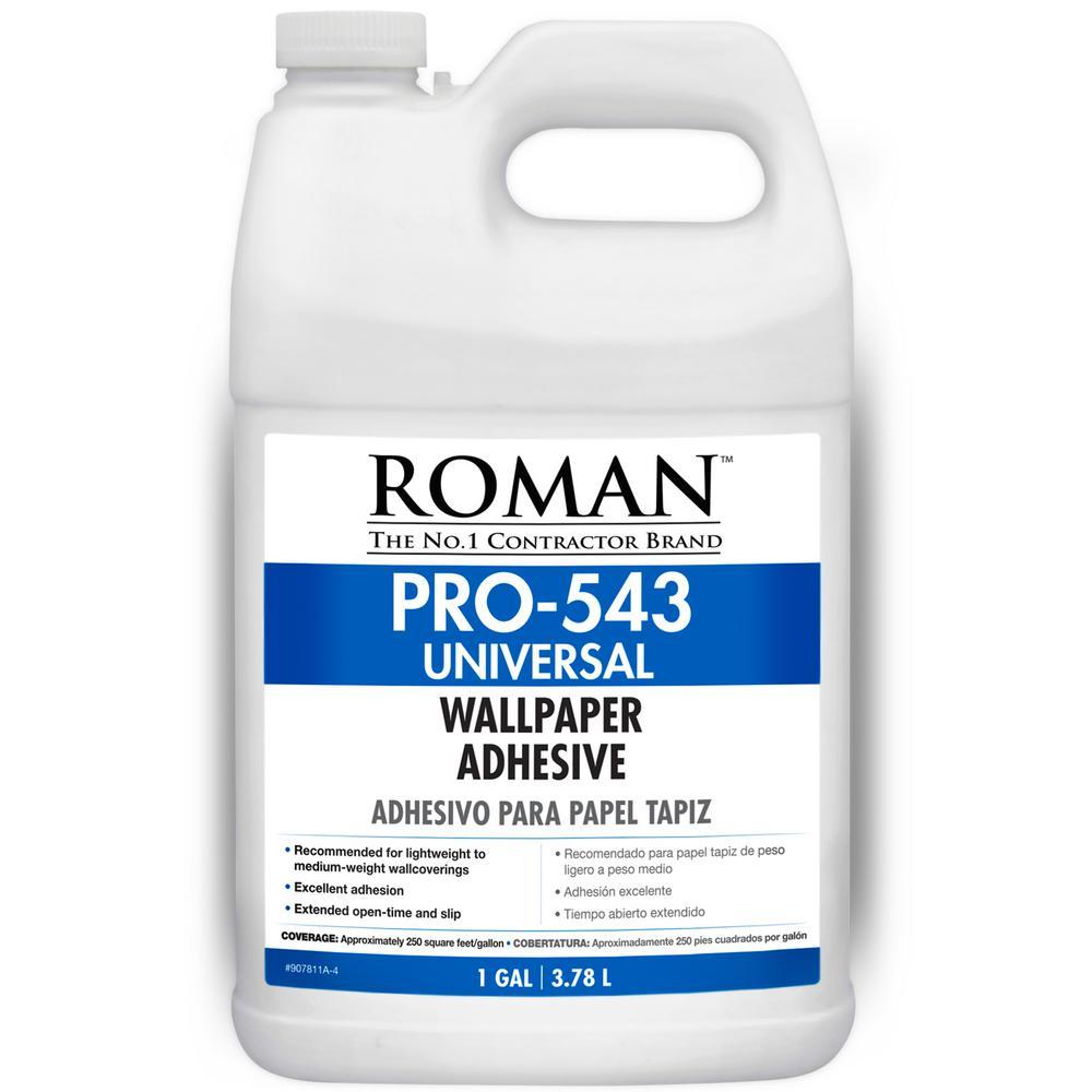 PRO-543 1 gal. F-Style Universal Wallpaper Adhesive
