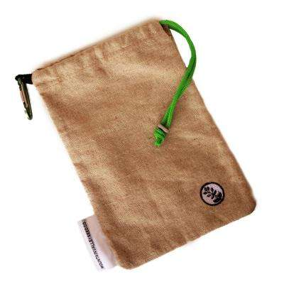 Mountain Valley Seed Brand Durable, Reusable Hanging Sprout Sack to Grow Sprouts Hemp Sprouting Bag