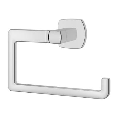 Deckard Towel Ring in Polished Chrome