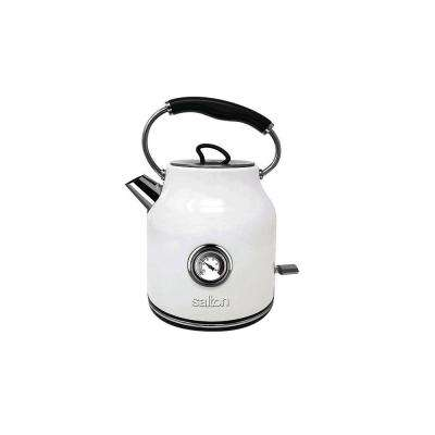 Cordless 2-Cup 1.7 l with Temperature Display Electric Kettle