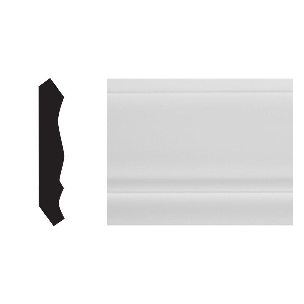 2592 11/16 in. x 4-5/8 in. x 8 ft. PVC Composite