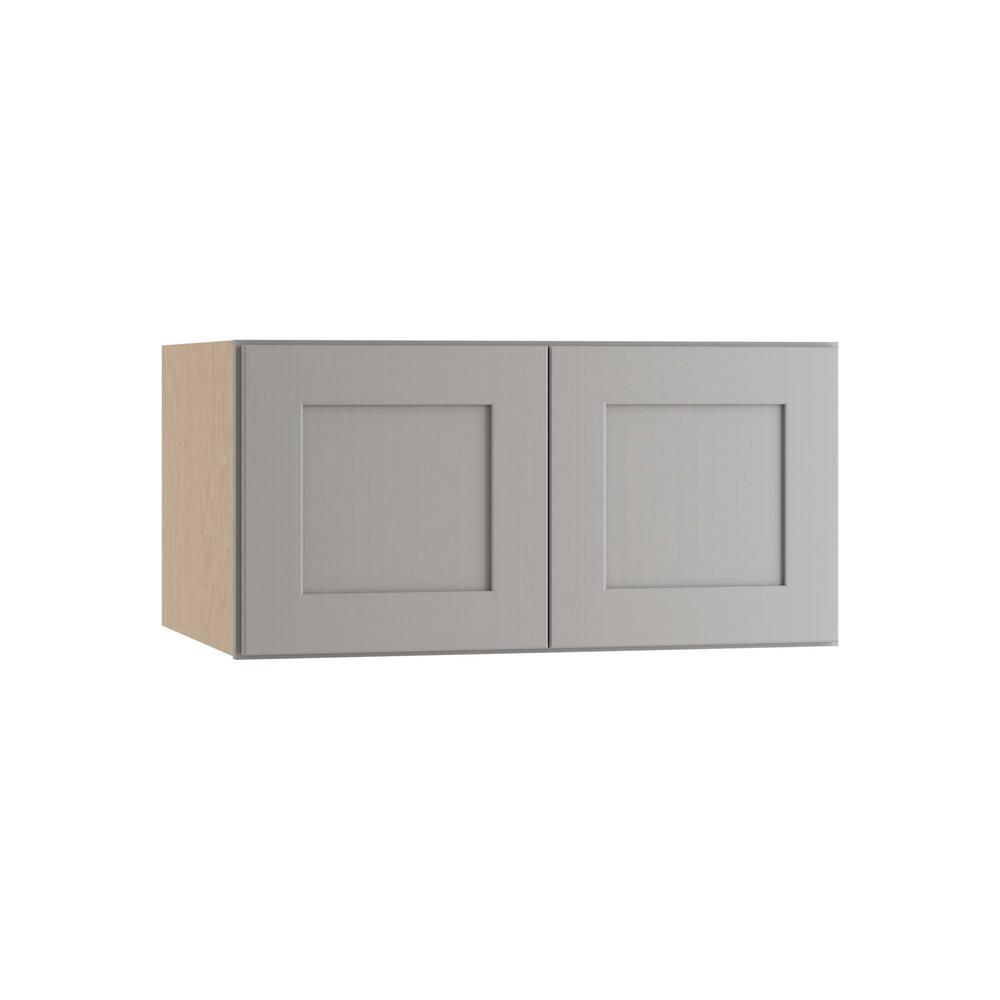 Home Decorators Collection Tremont Assembled 36 In X 18 In X 24 In Wall Kitchen Cabinet With