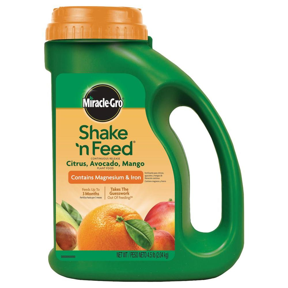 Shake 'N Feed 4.5 lb. Citrus Plant Food