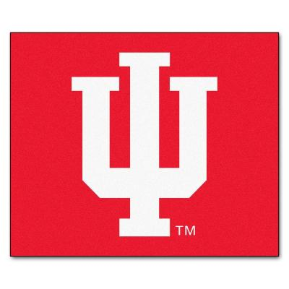 Indiana University 5 ft. x 6 ft. Tailgater Rug