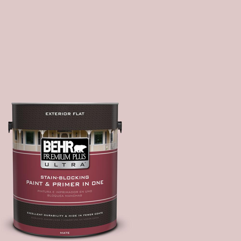 1-gal. #140E-2 Royal Silk Flat Exterior Paint