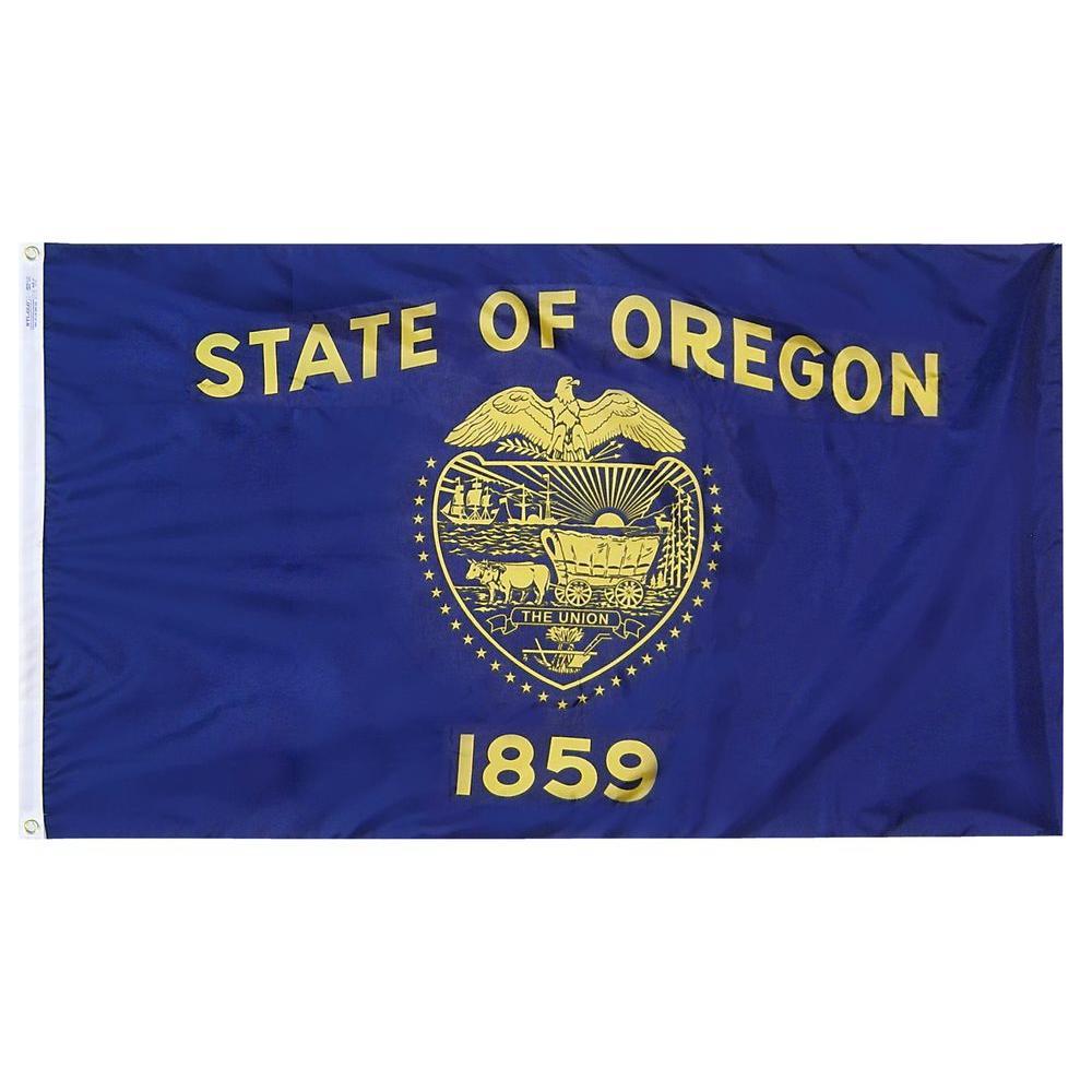 4 ft. x 6 ft. Oregon State Flag