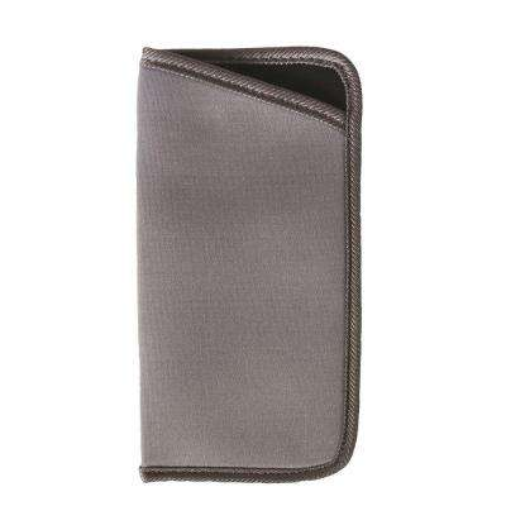 Gray Sunglasses Soft Case