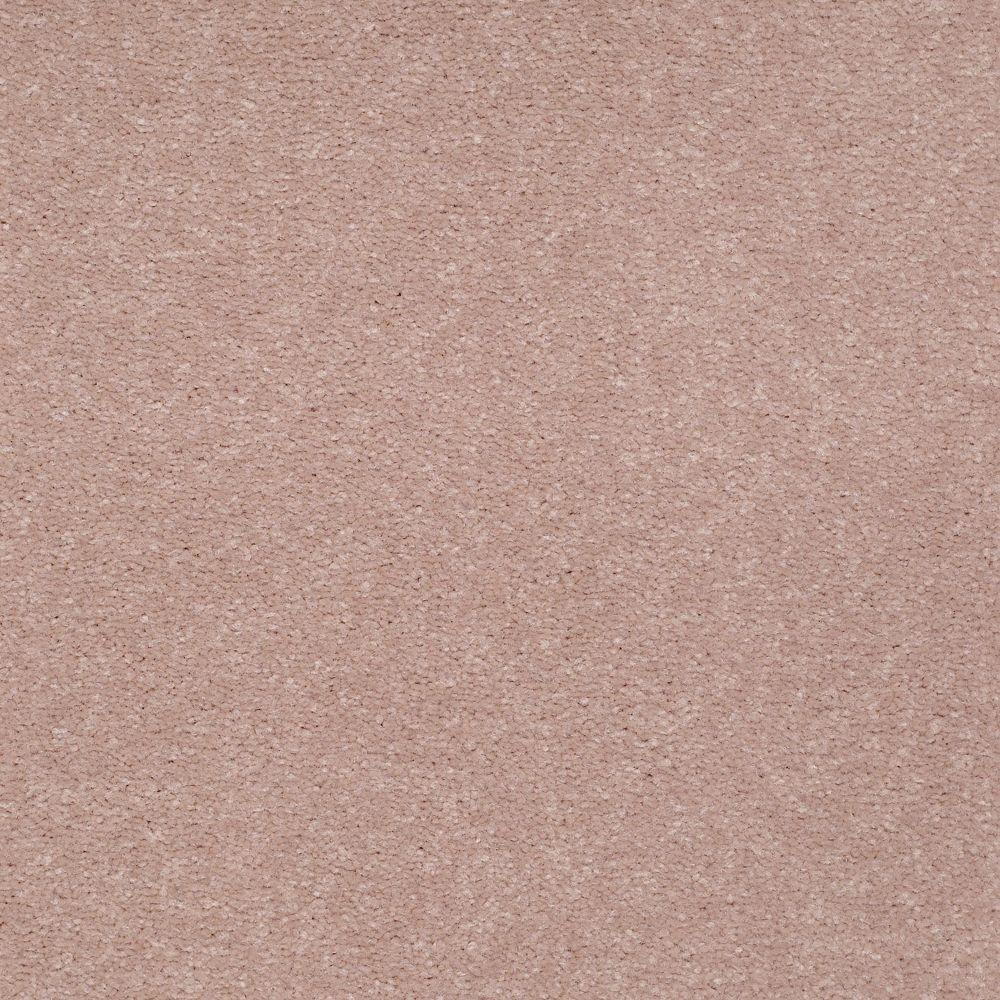 Platinum Plus Enraptured I - Color Azalea 12 ft. Carpet