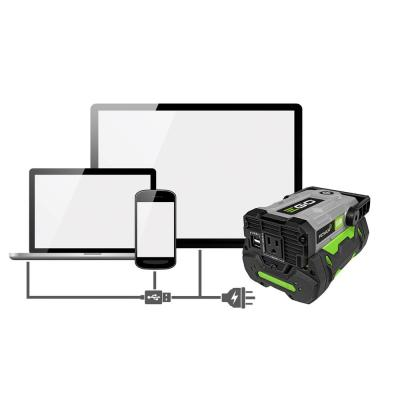 150-Watt Nexus Escape Battery-Powered Inverter Generator, Powered by EGO Batteries Only (Tool Only)