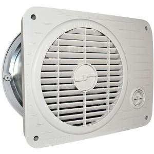 Suncourt Thru Wall Fan Hardwired Variable Speed by Suncourt