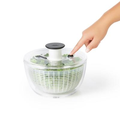 Good Grips Little Salad and Herb Spinner with Pump