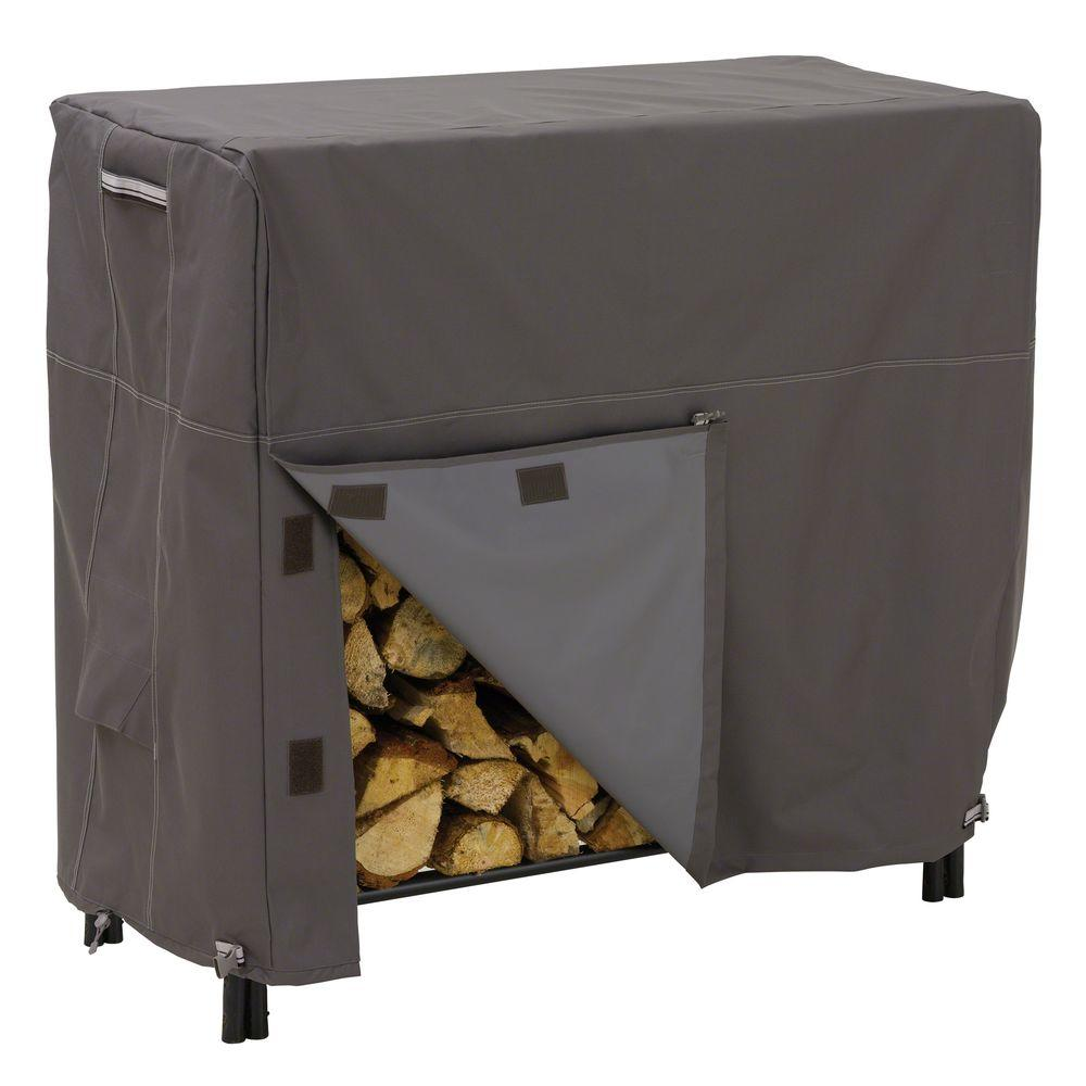 Classic Accessories Ravenna 8 ft. Log Rack Cover