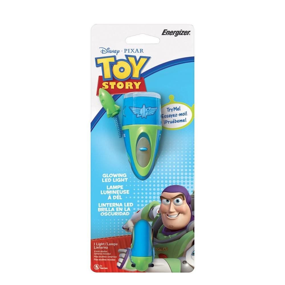 Energizer Disney Buzz Lightyear LED Flashlight