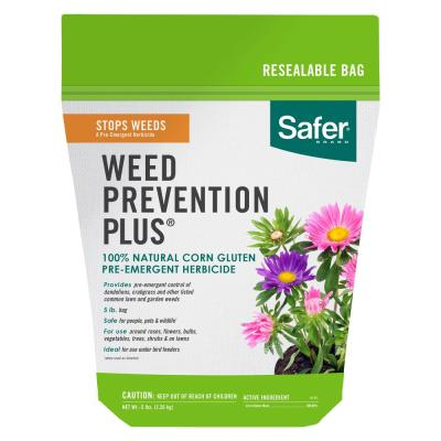 5 lb. Weed Prevention Plus Pre-Emergent Herbicide Control