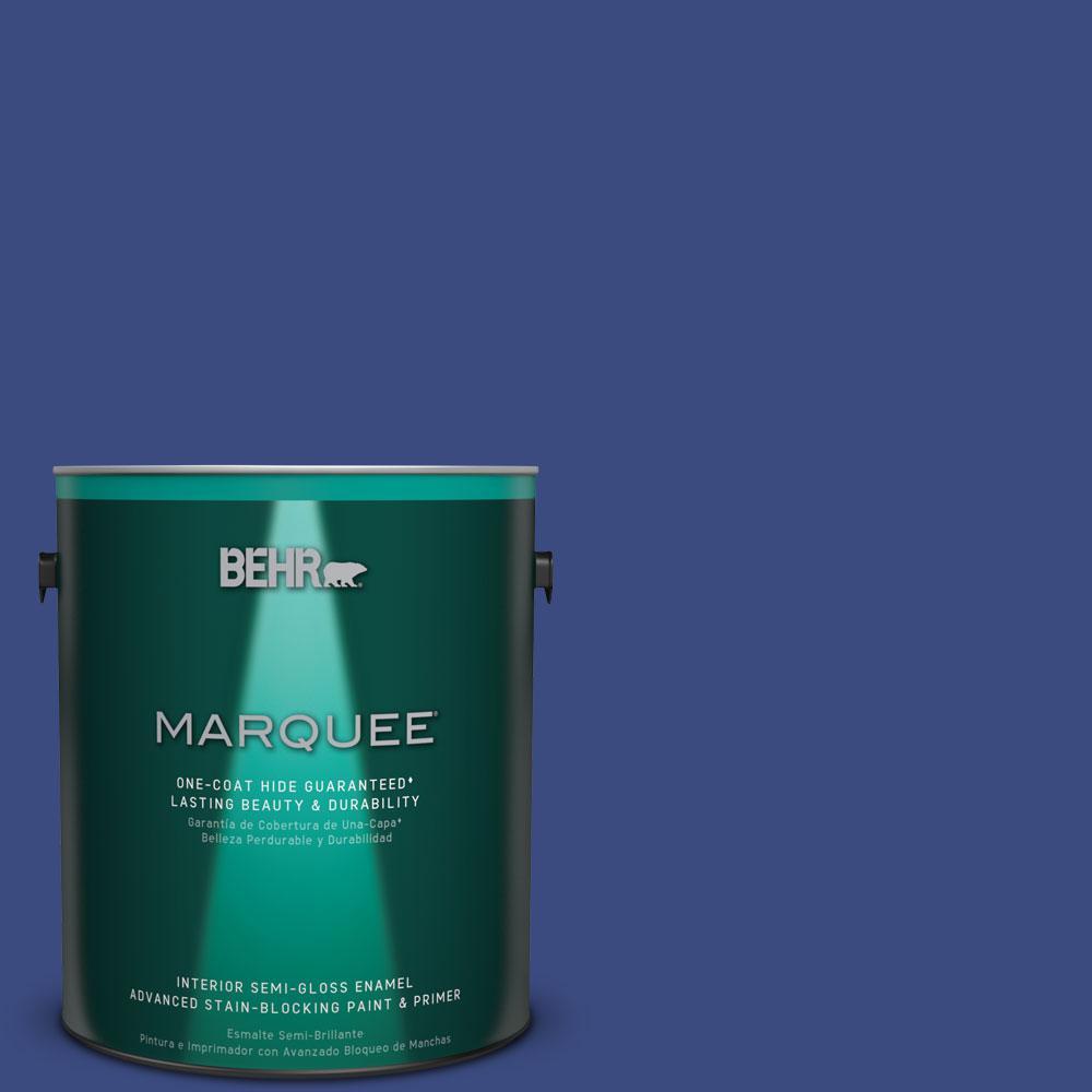 #P530-7 Tanzanite One-Coat Hide Paint