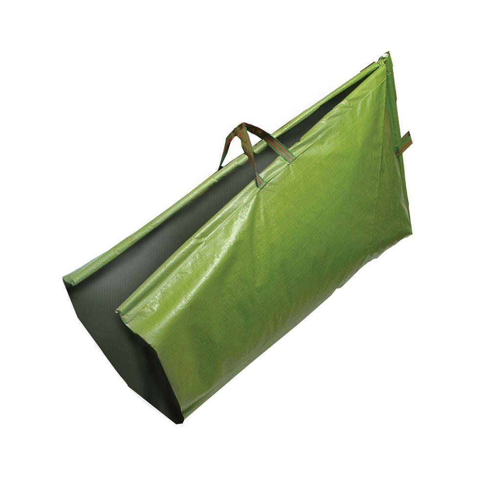 Polyethylene Tripod Leaf Collector Bag