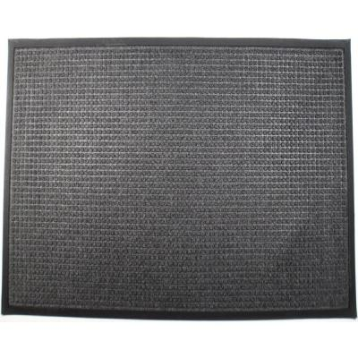 Rhino Mats - Town N Country Charcoal 48 in. x 72 in. Entrance Mat
