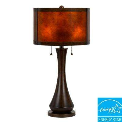 29.25 in. Viejo Mica Table Lamp