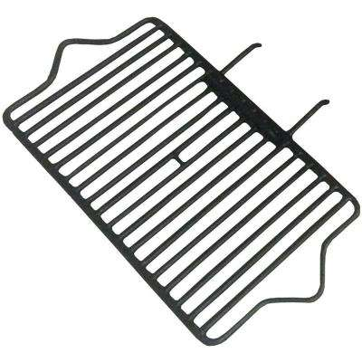 24 in. Square Fire Pit Grate Assembly