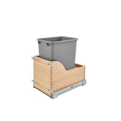35 Qt.. Pullout Waste Container