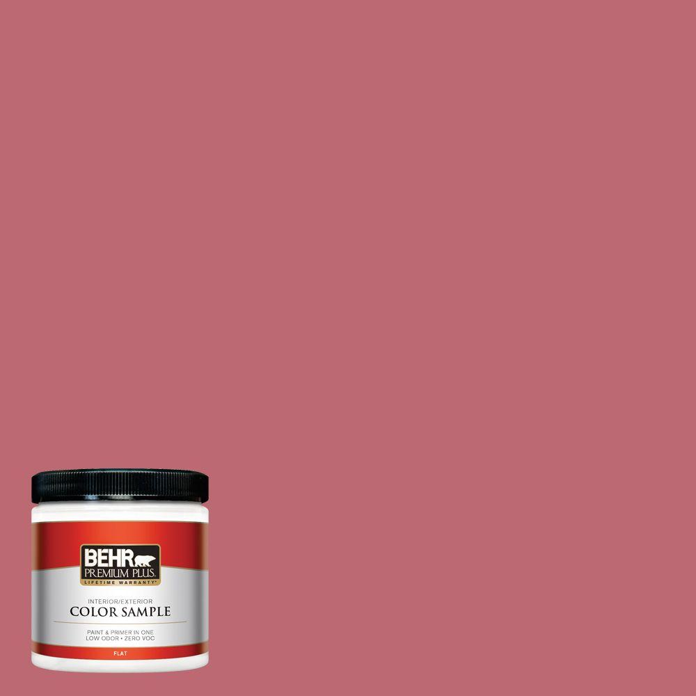 8 oz. #M140-5 Cherry Fizz Interior/Exterior Paint Sample