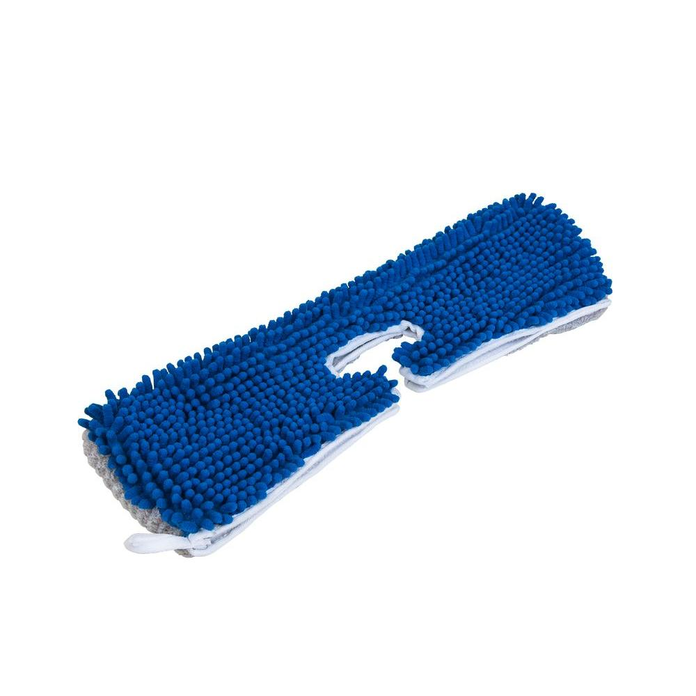 Quickie Flip and Shine Microfiber Floor Mop Refill